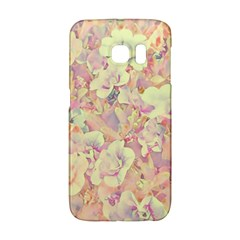 Lovely Floral 36b Galaxy S6 Edge by MoreColorsinLife