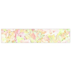 Lovely Floral 36c Flano Scarf (small) by MoreColorsinLife