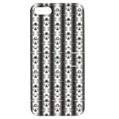 Pattern Background Texture Black Apple Iphone 5 Hardshell Case With Stand by BangZart
