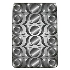 Metal Circle Background Ring Flap Covers (l)
