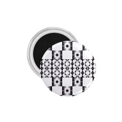 Pattern Background Texture Black 1 75  Magnets
