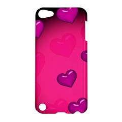 Background Heart Valentine S Day Apple Ipod Touch 5 Hardshell Case
