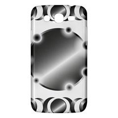 Metal Circle Background Ring Samsung Galaxy Mega 5 8 I9152 Hardshell Case  by BangZart
