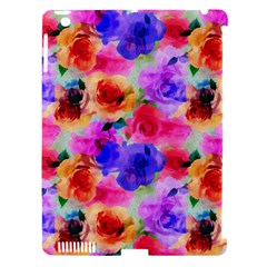 Floral Pattern Background Seamless Apple Ipad 3/4 Hardshell Case (compatible With Smart Cover) by BangZart