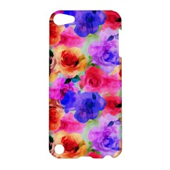 Floral Pattern Background Seamless Apple Ipod Touch 5 Hardshell Case by BangZart