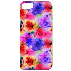 Floral Pattern Background Seamless Apple Iphone 5 Classic Hardshell Case