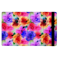 Floral Pattern Background Seamless Apple Ipad 3/4 Flip Case by BangZart
