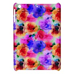 Floral Pattern Background Seamless Apple Ipad Mini Hardshell Case by BangZart