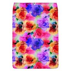 Floral Pattern Background Seamless Flap Covers (l)  by BangZart