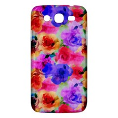 Floral Pattern Background Seamless Samsung Galaxy Mega 5 8 I9152 Hardshell Case  by BangZart