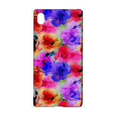 Floral Pattern Background Seamless Sony Xperia Z3+ by BangZart