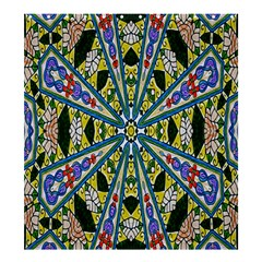 Kaleidoscope Background Shower Curtain 66  X 72  (large)