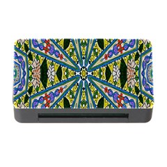 Kaleidoscope Background Memory Card Reader With Cf by BangZart