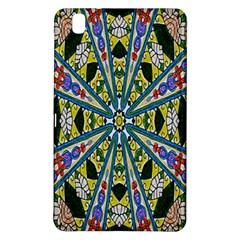 Kaleidoscope Background Samsung Galaxy Tab Pro 8 4 Hardshell Case