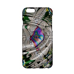 Water Ripple Design Background Wallpaper Of Water Ripples Applied To A Kaleidoscope Pattern Apple Iphone 6/6s Hardshell Case by BangZart