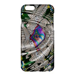 Water Ripple Design Background Wallpaper Of Water Ripples Applied To A Kaleidoscope Pattern Apple Iphone 6 Plus/6s Plus Hardshell Case by BangZart