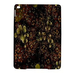 Wallpaper With Fractal Small Flowers Ipad Air 2 Hardshell Cases by BangZart