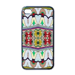 Kaleidoscope Background  Wallpaper Apple Iphone 4 Case (black) by BangZart