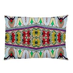 Kaleidoscope Background  Wallpaper Pillow Case (two Sides)