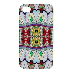 Kaleidoscope Background  Wallpaper Apple Iphone 4/4s Premium Hardshell Case by BangZart