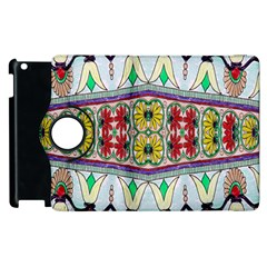 Kaleidoscope Background  Wallpaper Apple Ipad 2 Flip 360 Case by BangZart