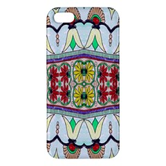 Kaleidoscope Background  Wallpaper Apple Iphone 5 Premium Hardshell Case