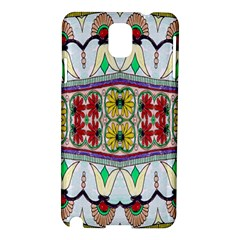 Kaleidoscope Background  Wallpaper Samsung Galaxy Note 3 N9005 Hardshell Case by BangZart