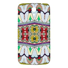 Kaleidoscope Background  Wallpaper Samsung Galaxy Mega I9200 Hardshell Back Case