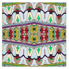 Kaleidoscope Background  Wallpaper Large Satin Scarf (square)