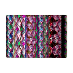 Textured Design Background Pink Wallpaper Of Textured Pattern In Pink Hues Apple Ipad Mini Flip Case