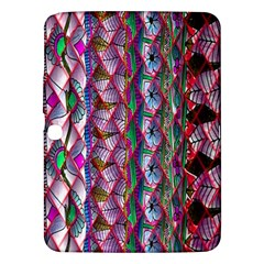 Textured Design Background Pink Wallpaper Of Textured Pattern In Pink Hues Samsung Galaxy Tab 3 (10 1 ) P5200 Hardshell Case  by BangZart