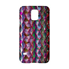 Textured Design Background Pink Wallpaper Of Textured Pattern In Pink Hues Samsung Galaxy S5 Hardshell Case  by BangZart