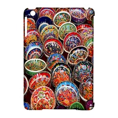 Colorful Oriental Bowls On Local Market In Turkey Apple Ipad Mini Hardshell Case (compatible With Smart Cover)