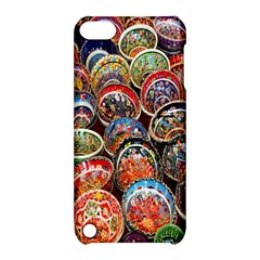 Colorful Oriental Bowls On Local Market In Turkey Apple Ipod Touch 5 Hardshell Case With Stand