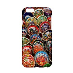 Colorful Oriental Bowls On Local Market In Turkey Apple Iphone 6/6s Hardshell Case by BangZart
