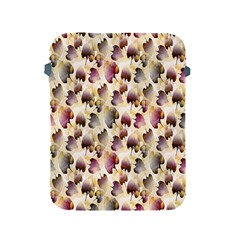 Random Leaves Pattern Background Apple Ipad 2/3/4 Protective Soft Cases by BangZart