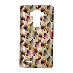 Random Leaves Pattern Background Lg G4 Hardshell Case