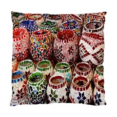 Colorful Oriental Candle Holders For Sale On Local Market Standard Cushion Case (two Sides)