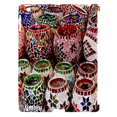 Colorful Oriental Candle Holders For Sale On Local Market Apple Ipad 3/4 Hardshell Case (compatible With Smart Cover)
