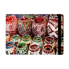 Colorful Oriental Candle Holders For Sale On Local Market Apple Ipad Mini Flip Case by BangZart