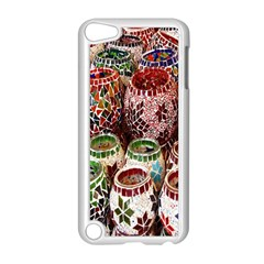 Colorful Oriental Candle Holders For Sale On Local Market Apple Ipod Touch 5 Case (white)