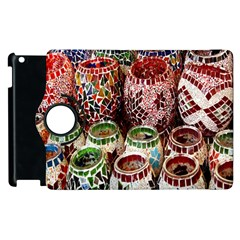 Colorful Oriental Candle Holders For Sale On Local Market Apple Ipad 2 Flip 360 Case