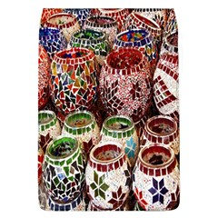 Colorful Oriental Candle Holders For Sale On Local Market Flap Covers (l)