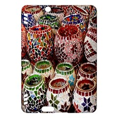 Colorful Oriental Candle Holders For Sale On Local Market Kindle Fire Hdx Hardshell Case by BangZart