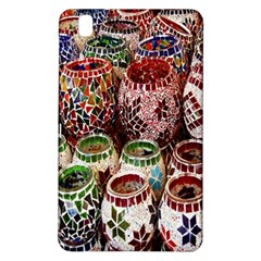Colorful Oriental Candle Holders For Sale On Local Market Samsung Galaxy Tab Pro 8 4 Hardshell Case by BangZart