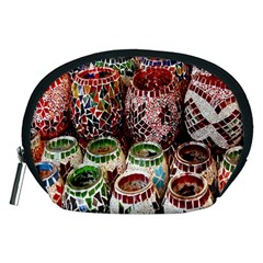 Colorful Oriental Candle Holders For Sale On Local Market Accessory Pouches (medium)
