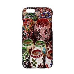 Colorful Oriental Candle Holders For Sale On Local Market Apple Iphone 6/6s Hardshell Case