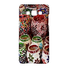 Colorful Oriental Candle Holders For Sale On Local Market Samsung Galaxy A5 Hardshell Case
