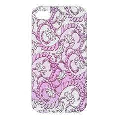 Floral Pattern Background Apple Iphone 4/4s Hardshell Case by BangZart