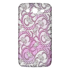 Floral Pattern Background Samsung Galaxy Mega 5 8 I9152 Hardshell Case  by BangZart